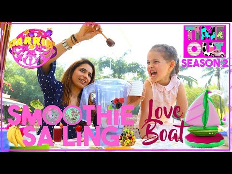 Time Out with Daria   Season 2   Ep 2    Love Boat   Starrin' Junior