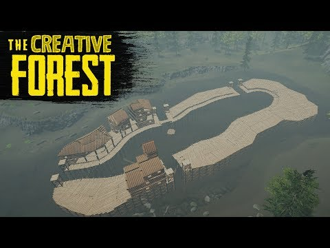 LAKETOWN PART 1! The Forest Creative