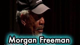 Morgan Freeman On What Makes a Good Director