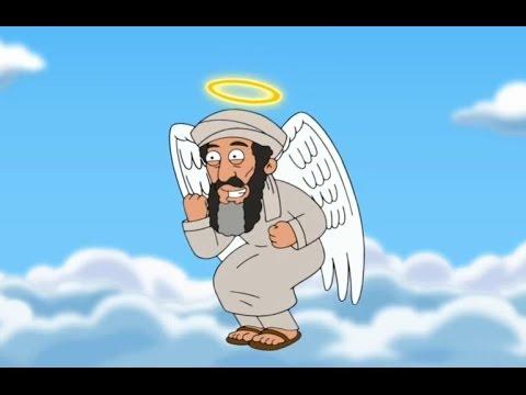 Download Family Guy - Jesus saves Bin Laden