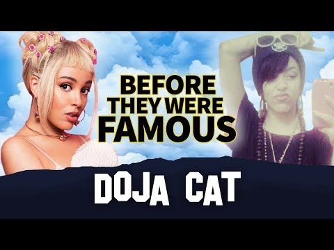 Doja Cat  Before They Were Famous  She&39;s Now A Cow She is Amala Zandile Dlamini