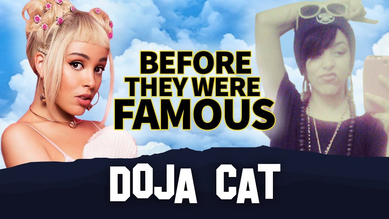Download Doja Cat   Before They Were Famous   She's Not A Cow... She is Amala Zandile Dlamini