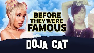 Doja Cat | Before They Were Famous | She's Not A Cow... She is Amala Zandile Dlamini