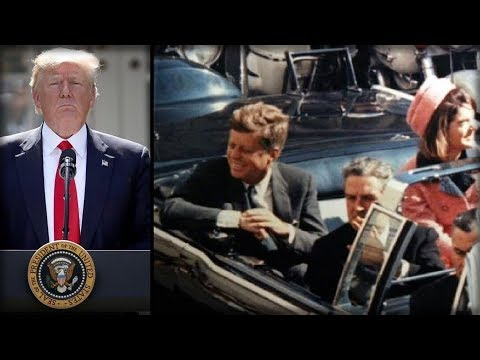 AFTER 54 YEARS, TRUMP SET TO ISSUE HISTORIC ORDERS TO CIA ON JFK ASSASSINATION