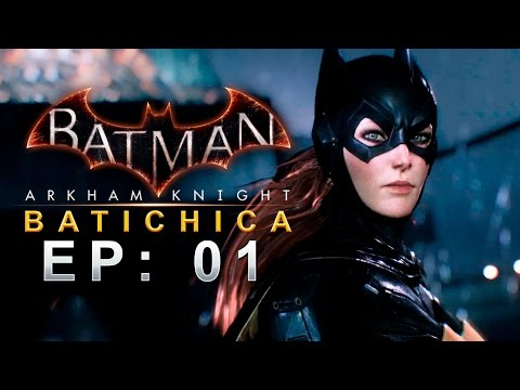 Batman Arkham Knight Una Cuestión Familiar DLC Pt 1 (Joker Jugueton)