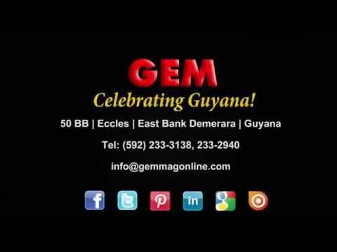 GEM Celebrating Guyana 30sec ad may24 2014