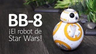 BB-8 de Sphero ¡El robot  Star Wars es REAL! (español)