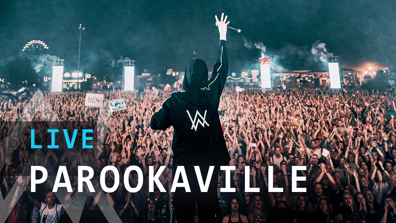 Alan Walker - LIVE @ Parookaville Festival (2019) [FULL SET]