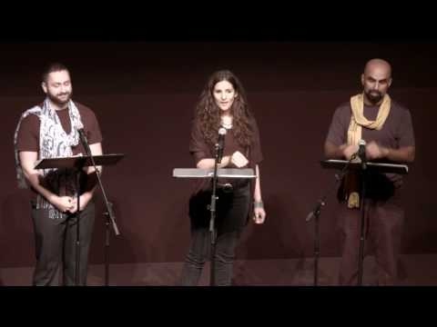 Golden Thread Theater Company's staged reading of Layla and Majnun