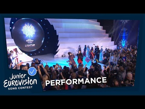 Opening Ceremony - Light Up Theme Song - Junior Eurovision 2018