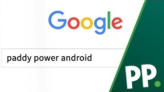 How to download the Paddy Power Android app