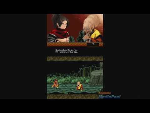 2008 The Legend of Kage 2 ( NDS) Old School retro game playthrough 60fps