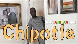 Download Clifford Owusu Comedy - In An African Home: Chipotle (Clifford Owusu)