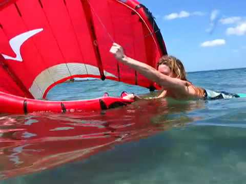 Recreo Windwing Kite Week Part 2