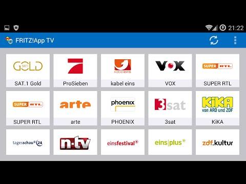AVM Fritz App TV - AVM Fritz WLAN Repeater DVB-C im Test