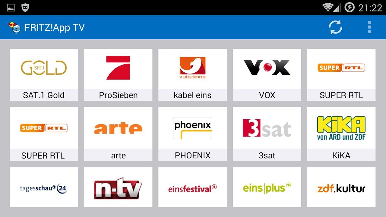 fritz tv
