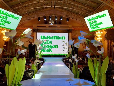 20 05 17  OFC | Ukrainian Kid's Fashion Week  FULL