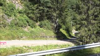 Rallye du Mont Blanc 2014 + crash S.Bugnet