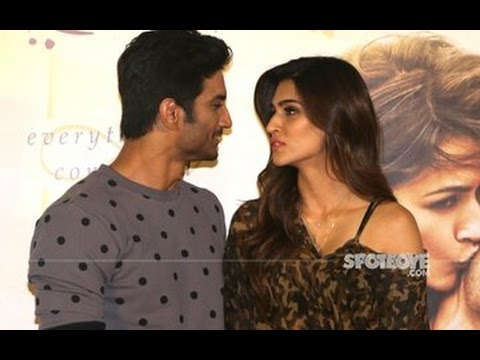 Thumbnail: Sushant Singh Rajput 'Finally' Admits That He Is In Love With Kriti Sanon | SpotboyE