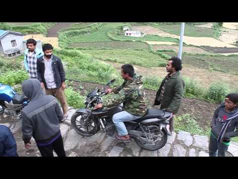 KABADDI - Behind The Scenes | Moving Bikes To Destination