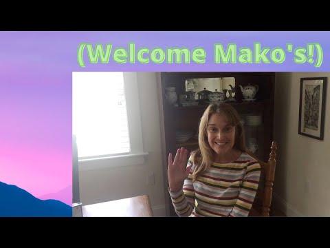 Welcome Mako's! (Mullen Hall School)