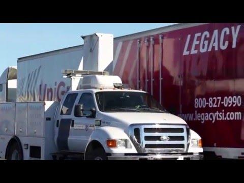 CBP Super Bowl 50 - Non-Intrusive Vehicle Inspections