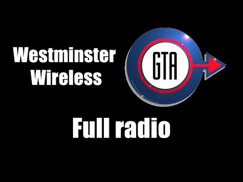 GTA London (1961 & 1969) - Westminster Wireless | Full radio