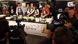видео Geometria Open Kitchen-5