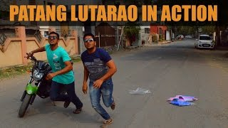 PATANG LUTARAO IN ACTION