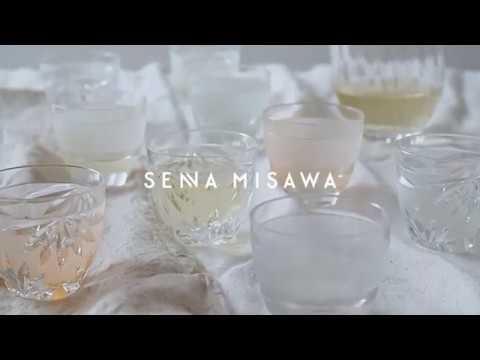 江戸 切子 sena misawa