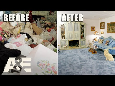 Hoarders: 12 TONS of Junk Ruining Family's Dream Home (S12) | A&E