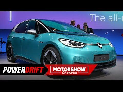 Volkswagen ID.3 : As revolutionary as Beetle? : IAA 2019 : PowerDrift