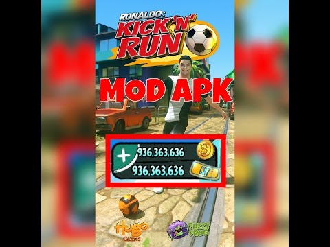 Cristiano Ronaldo Kick N Run V1.0.17 Mod Apk Download + Gameplay