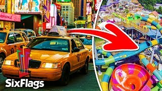 Teen Steals Taxi, And Goes To The Most Unexpected Place.