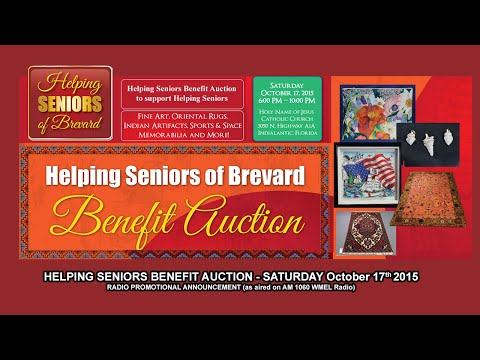 Helping Seniors Benefit Auction Radio 30