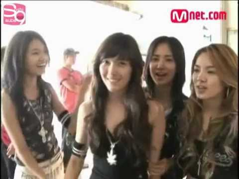 [ENG SUB] SNSD - Into The New World MV Behind The Scene 1-7 (full)