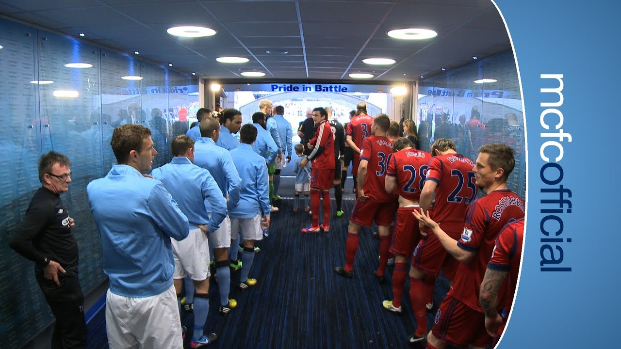 Cam tunnel images results manchester city
