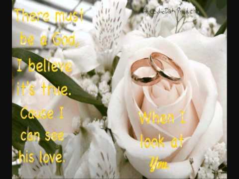 ♪. When I Say I Do - Matthew West ( Lyrics In Description)