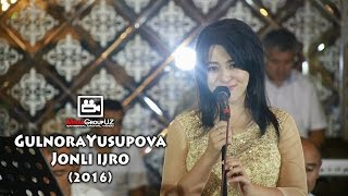 Gulnora Yusupova - Jonli ijro (2016)