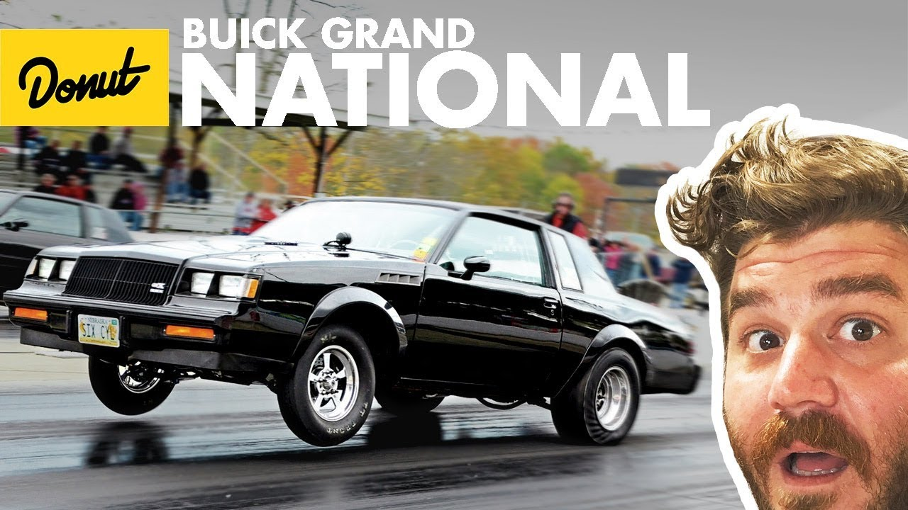 Buick Grand National - Everything You Need to Know | Up to Speed ...