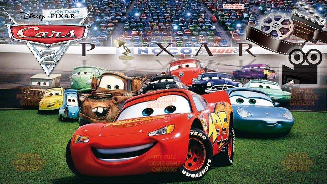 Cars 2 Italiano Film Completo Gioco Per Bambini Cartoni Animati Mcqueen Il Film Completo Giochi Youtube