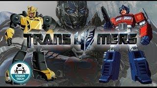 Stammtisch  Kritik und Meinung zu Transformers 4 Ära des Untergangs