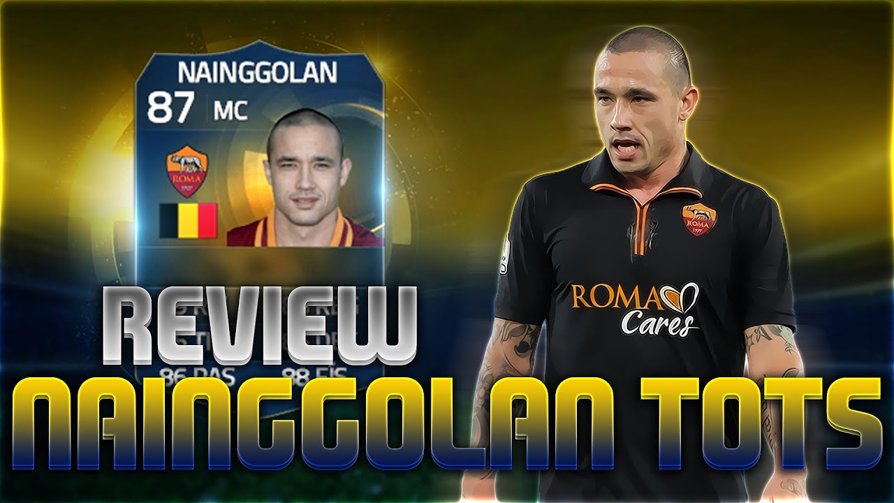 FIFA 15   REVIEW RADJA NAINGGOLAN TOTS   ErnesInGame - YouTube