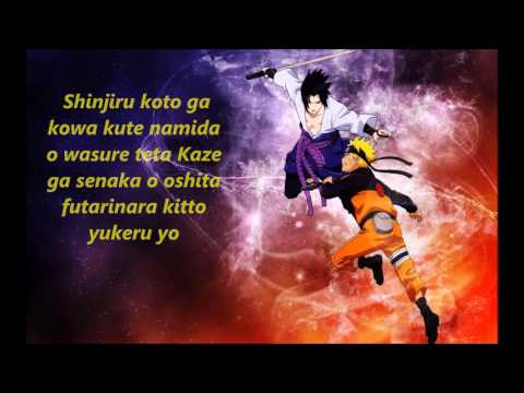 Naruto Shippuuden Opening 9 Full Song (Lyrics)