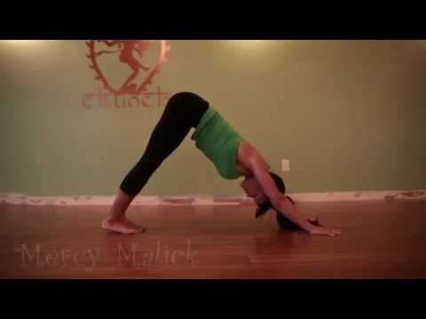 Six Minutes of Yoga with Mercy Malick