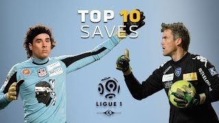 Top 10 Saves / 2013-2014 (1st half)