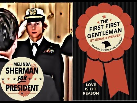"""WNET TV 13 interviews Gerald Weaver about """"The First First Gentleman"""""""