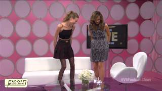 Victoria's Secret Live!: Part Five Behati Prinsloo