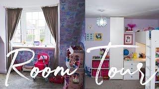 ROOM TOUR POKOJU ARIELLE *nowy pokoj w duzym domu*
