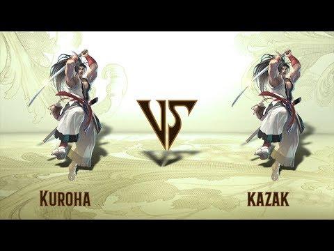 Kuroha (Haohmaru) VS Kazak (Haohmaru) - Online Set (02.04.2020)